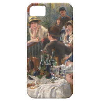 Luncheon of the Boating Party iPhone 5 Cover
