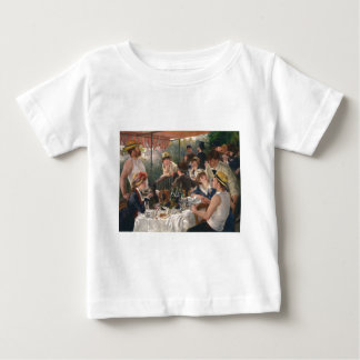 Luncheon of the Boating Party - Renoir Baby T-Shirt