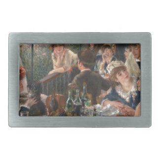Luncheon of the Boating Party - Renoir Belt Buckles