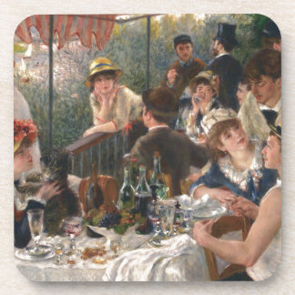 Luncheon of the Boating Party - Renoir Coaster