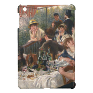 Luncheon of the Boating Party - Renoir Cover For The iPad Mini