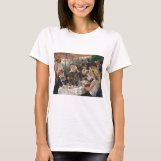 Luncheon of the Boating Party - Renoir T-Shirt