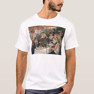 Luncheon Of The Boating Party T-Shirt