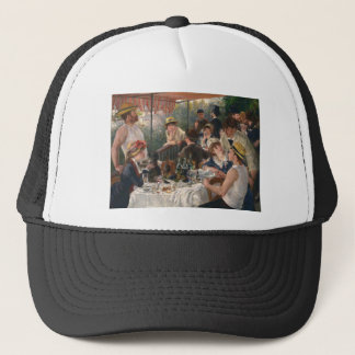 Luncheon Of The Boating Party Trucker Hat