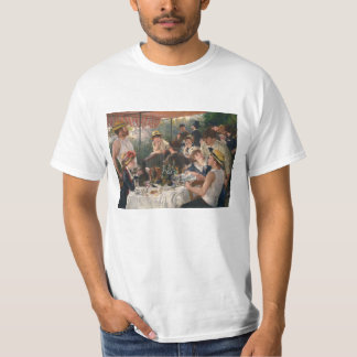 Luncheon of the Boating Party Vintage - Renoir T-Shirt