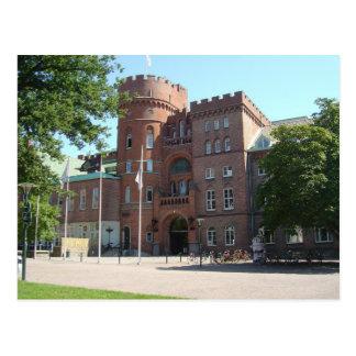 Lund University Castle Postcard