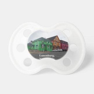 Lunenburg colors pacifier