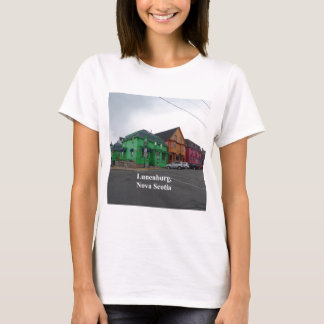 Lunenburg colors T-Shirt