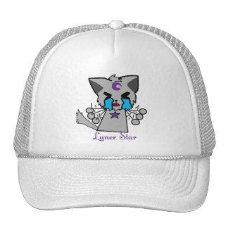 lunerstar trucker hat