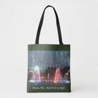 Luneta Park by Night - Tote