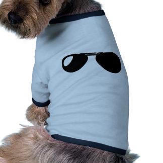 Lunettes de soleil t-shirt pour animal domestique