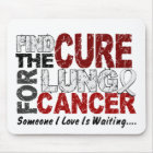 Lung Cancer FIND THE CURE 1 Mouse Pad