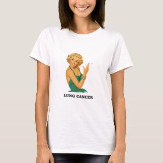 lung cancer girl T-Shirt