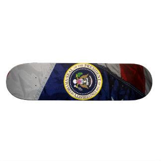 L'université de la planche à roulettes de fonction skateboard