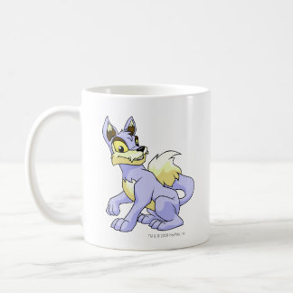 Lupe Blue Coffee Mug