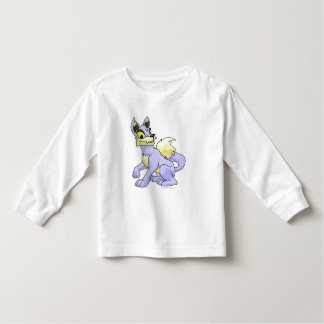 Lupe Blue Toddler T-shirt