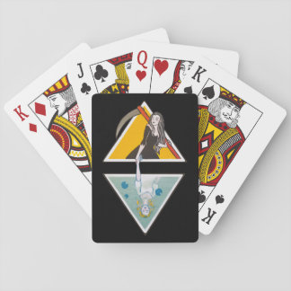 Lupe & Delia Playing Cards