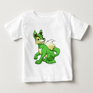 Lupe Green Baby T-Shirt