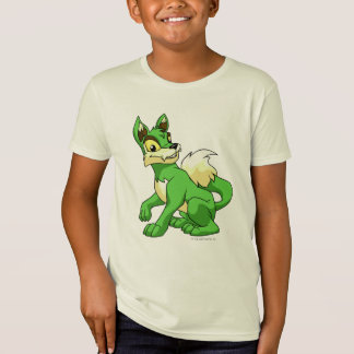 Lupe Green T-Shirt