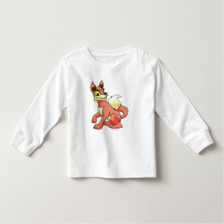 Lupe Red Toddler T-shirt