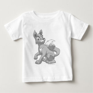 Lupe Silver Baby T-Shirt