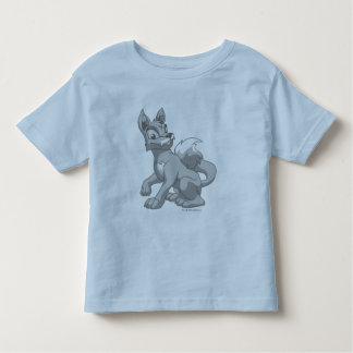 Lupe Silver Toddler T-shirt