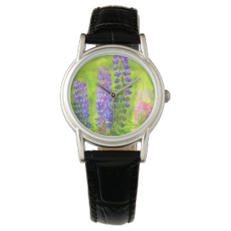 Lupines Watch