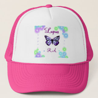 Lupus butterfly Hat