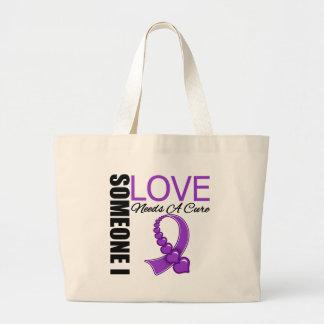 Lupus Someone I Love Needs A Cure Jumbo Tote Bag