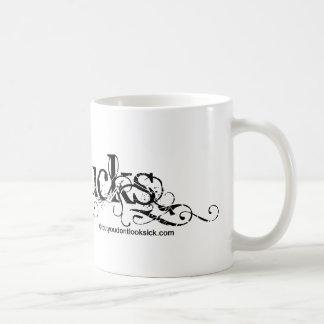 Lupus Sucks Coffee Mug