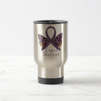 Lupus Warrior Travel Mug