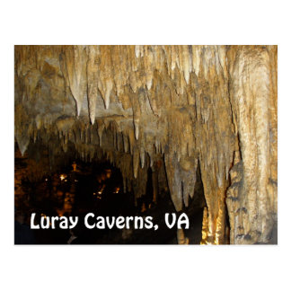 Luray Caverns, VA Postcard