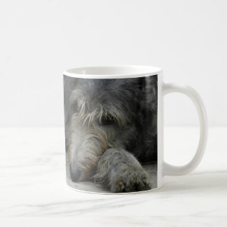 Lurcher Up Close | Mug Two