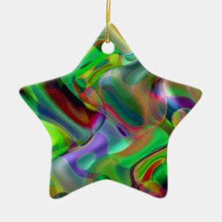 Luscious Ceramic Ornament