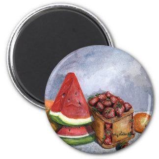 Luscious Fruit magnet
