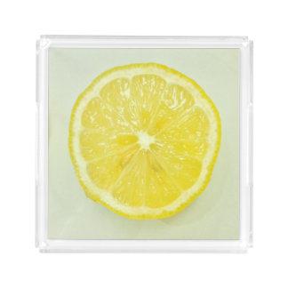 Luscious Lemon 4Lena Acrylic Tray