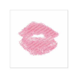 Luscious Lips Kay's Fave Self-inking Stamp