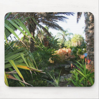 Lush Forest Mousepad