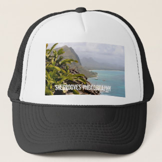 lush life trucker hat