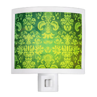 Lush-Lime_Damask Design's_ Tropical Love_ Night Lights