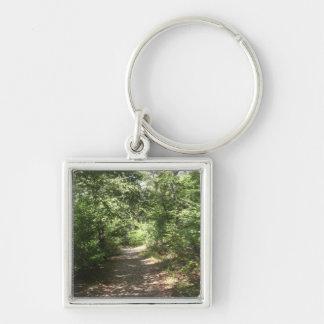 Lush Pennsylvania Trail Keychain