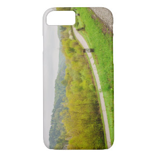 Lush Spring Landscape, Hills In Ojcow, Poland iPhone 7 Case
