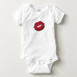 Lushious Lips Baby Onesie