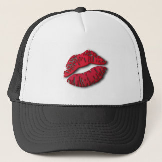 Lushious Lips Trucker Hat