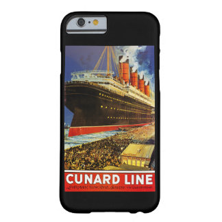 Lusitania Departing Barely There iPhone 6 Case