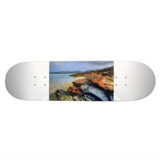 Luskentyre, Isle Of Harris Custom Skateboard