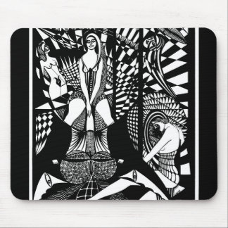 lust 1970 mouse pad