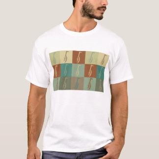 Lute Pop Art T-Shirt