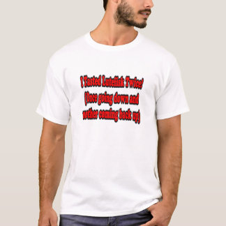 LUTEFISK TWICE UFF DA T-Shirt