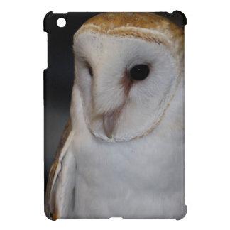 Luther- Common Barn Owl V iPad Mini Case